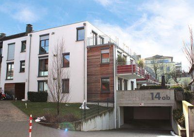 Würzburg Frauenland, Mehrfamilienwohnhaus