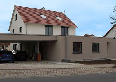 Kürnach, Einfamilienhaus