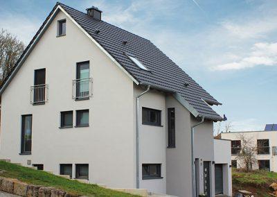 Thüngen, Einfamilienhaus