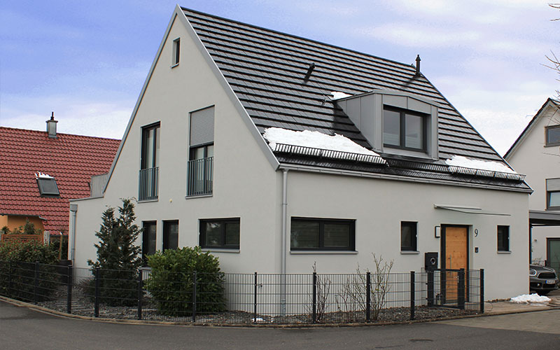 Veitshöchheim: Entwässerungskanalarbeiten, Rohbauarbeiten