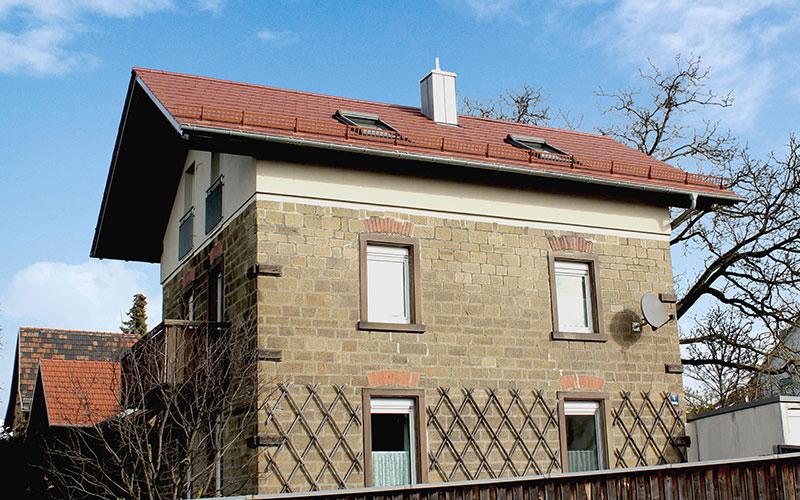 Würzburg, Frauenland: Aufstockung