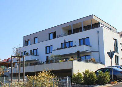 Eibelstadt, Mehrfamilienwohnhaus