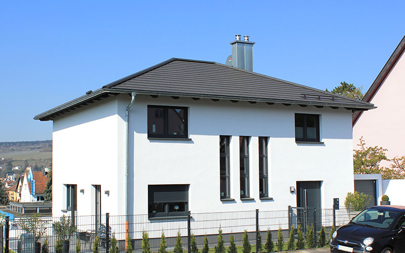Frauenland,Würzburg - Einfamilienhaus - Kress-Bau