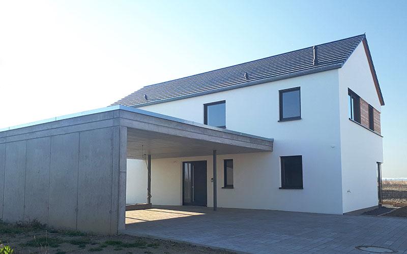 Mainbernheim - Einfamilienwohnhaus - Kress-Bau