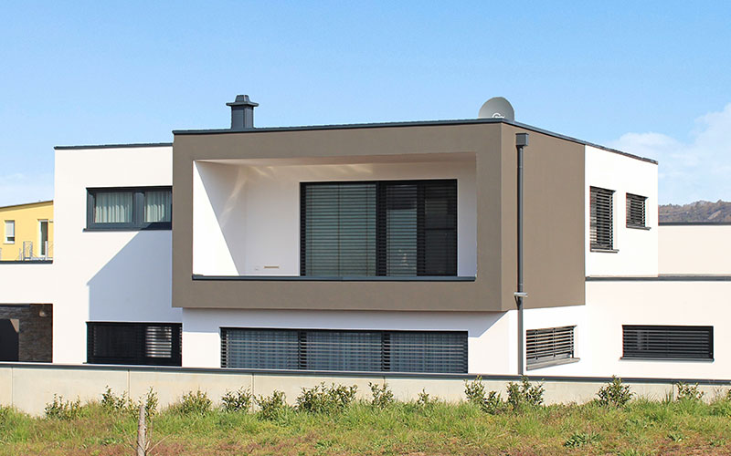 Sommerhausen - Einfamilienhaus - Kress-Bau